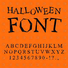 halloween font royalty free bootsforcheaper com