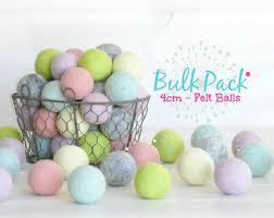 felt balls bulk etsy