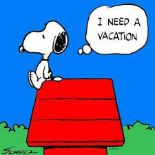 vacation snoopy snoopy peanuts gang