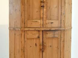 tall corner kitchen cabinet with doors kitchen corner larder