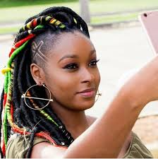 Black Hairstyles With Shaved Sides Best 25 Shaved Side Hair Ideas Only On Pinterest Side Undercut
