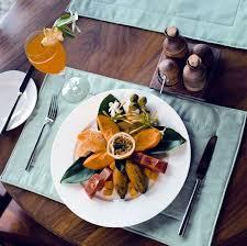 cerf cuisine cerf island resort spa select seychelles