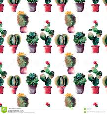cute mexican hawaii tropical green floral summer spring pattern of
