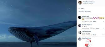 Challenge What Is It What Is The Blue Whale How Many Deaths Are Linked To