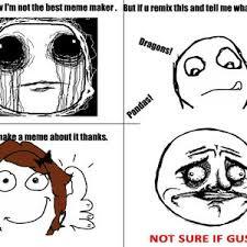Meme Cartoon Maker - bad meme maker by memecenterrocks9087 meme center