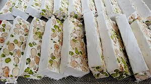 les fran軋is et la cuisine 10 02 07 法式牛軋糖nougat de montélimar 法國廚藝教室 法國料理課程