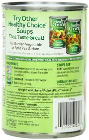 amazon com healthy choice tomato basil soup 15 ounce cans pack