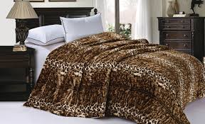the ultimate animal faux fur blanket blissful comforts
