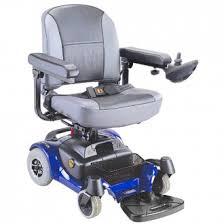 Motorized Pool Chair Ctm Homecare Hs 1500 Portable Power Chair 1800wheelchair Com