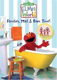 elmo s world families mail bath time muppet wiki fandom