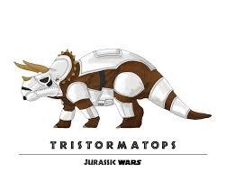 jurassic wars 12 star wars inspired dinosaurs halloween