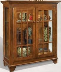 wood and glass cabinet arts crafts style curio cabinet i need something with glass