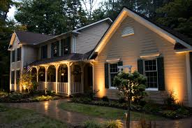 Landscape Outdoor Lighting Cleveland Area Landscape Lighting Design Becomes An Exquisite