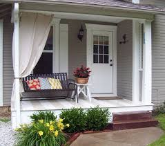 Modern Front Porch Decorating Ideas Glamorous Decorating A Small Front Porch 65 For Home Design With