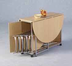 fold away dining tables high quality mid century danish modern