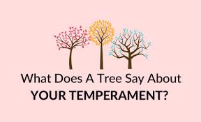 what does a tree say about your temperament