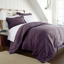 soft bed sheets bed in a box 8pc ienjoy home