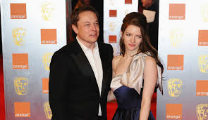 elon musk family wife of billionaire tesla s elon musk files for divorce for second