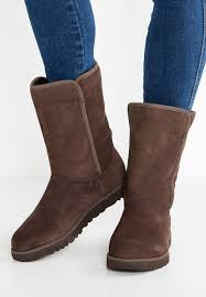 ugg sale zalando lounge ugg winter boots chocolate zalando co uk