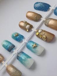 nail art phenomenal hand painted nail art image concept