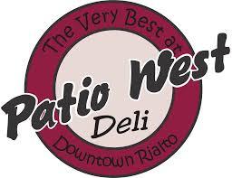 El Patio Night Club Rialto Ca Patio West Deli Rialto Ca