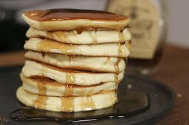 donuts hervé cuisine recette pancakes très moelleux facile et rapide hervecuisine com