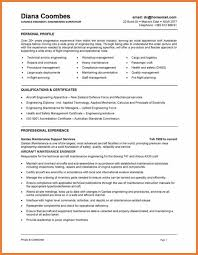 skill example for resume sample skills section of resume example