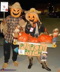 Halloween Costume Pumpkin U0026 Pumpkin Head Couple U0027s Halloween Costume