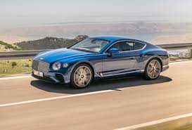 bentley jeep news bentley reveals the all new continental gt