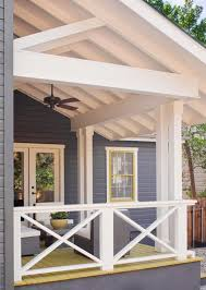 railings for porch front options designs and installation tips 0