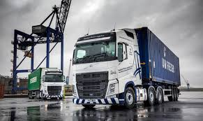 what s the new volvo commercial about new volvo fh trucks for humber ports logistics commercial motor