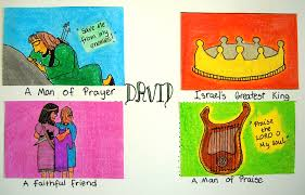king david aunties bible lessons