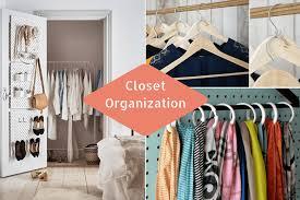 7 amazing closet organization ideas you u0027ll wish you knew sooner