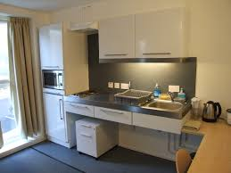 mini kitchen student accommodation central london rented