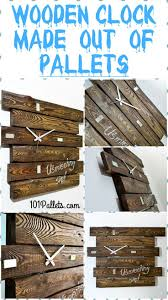 Clock Made Of Clocks 419 Best Wall Clocks Images On Pinterest Wall Clocks Wood And