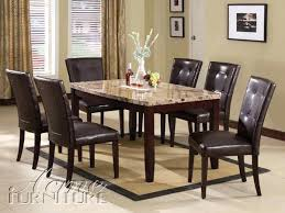 Marble Top Dining Room Table Sets Marble Top Dining Room Table Sets Leandrocortese Info