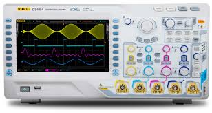 rigol ds4054 500 mhz digital oscilloscope with 4 channels