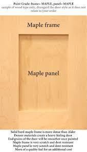 Order Kitchen Cabinet Doors Seattle Raised Panel Cabinet Drawer Front