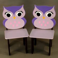 Owl Table L Baby Furniture Bedding Hooty Owl Table And Chair Set