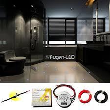 led lights in grout tiles light 3 mm cross led ground illumination tile grout light tile