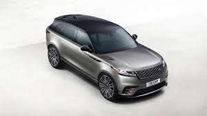 black land rover with black rims 2018 range rover velar accessories land rover usa