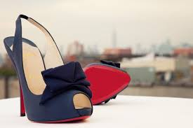 wedding shoes navy blue blue christian louboutin wedding shoes