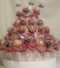 cake pop bouquet cake pop bouquet 40th birthday best eats and treats
