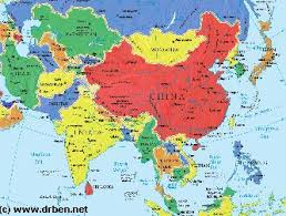 map of asia countries and cities map of asia countries and cities major tourist