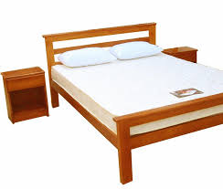 creative simple wood bed frame designs idea personal creation