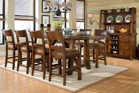 bar style dining table impressive design pub style dining table room set ideas tables