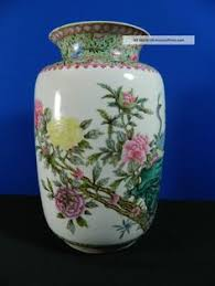 Antique Hand Painted Vases Antique Hand Painted Vases Qianlong Antique Chinese Hand Painted