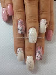 eye candy nails u0026 training freehand nail art with flowers