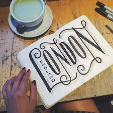 33 best hand lettering images on pinterest handwriting fonts