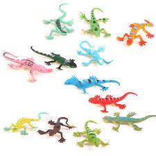 gecko small plastic lizard simulation decoration children u0027s toys